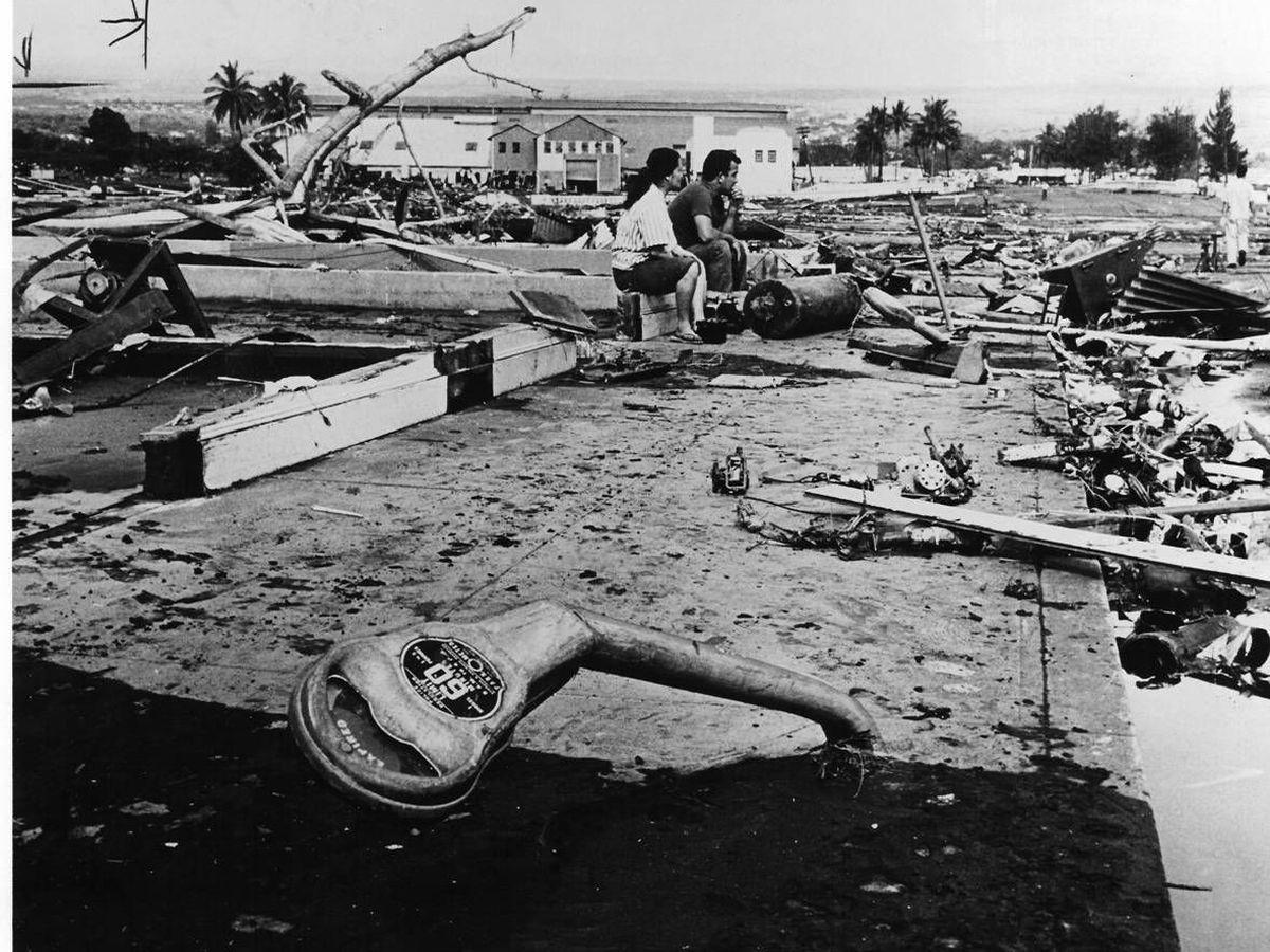 City's message this April: Tsunamis don't have a season