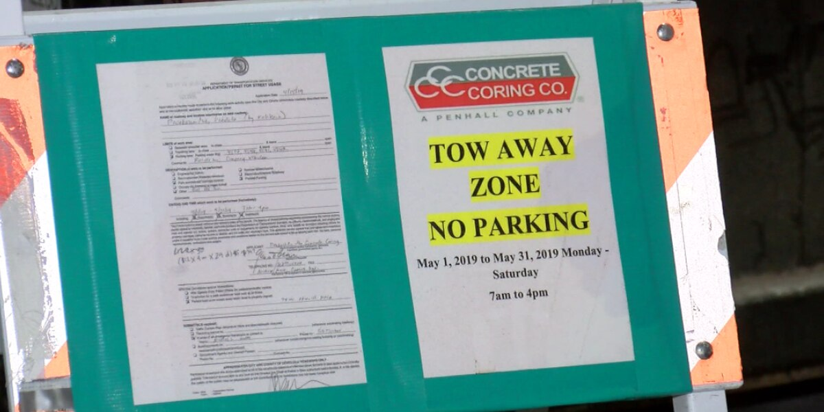 In Waikiki, you can't park there... Or can you?