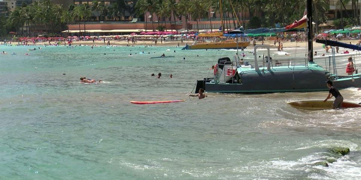City works to address erosion issues along Waikiki beach