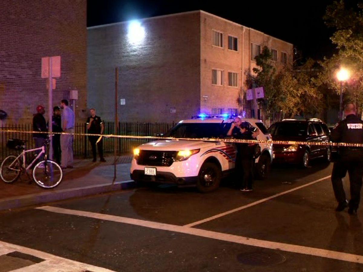 2 killed, 7 injured in pair of Washington DC shootings