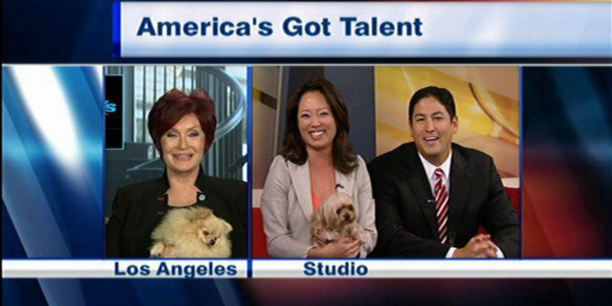 Sharon Osbourne and American's Got Talent
