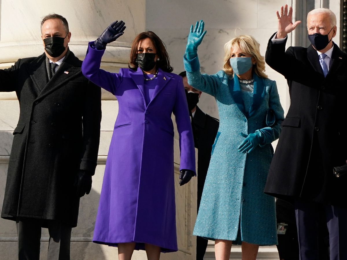 President Biden's inauguration, in moments: Watch the swearing in, performances
