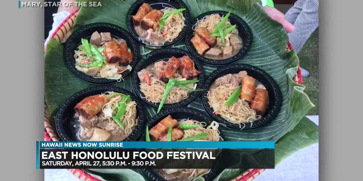 The East Honolulu Food Festival this month