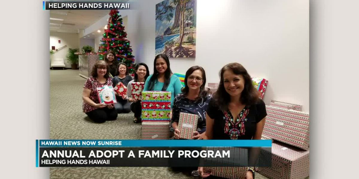 Donations needed for the annual Adopt a Family program