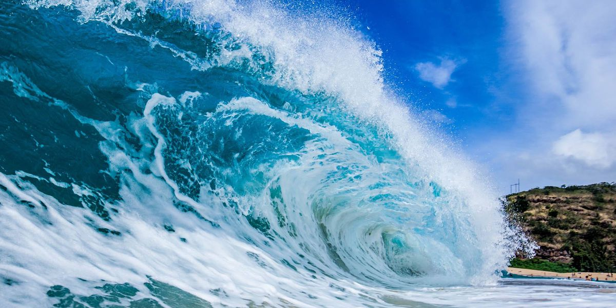 High Surf Warning issued for north-facing shores