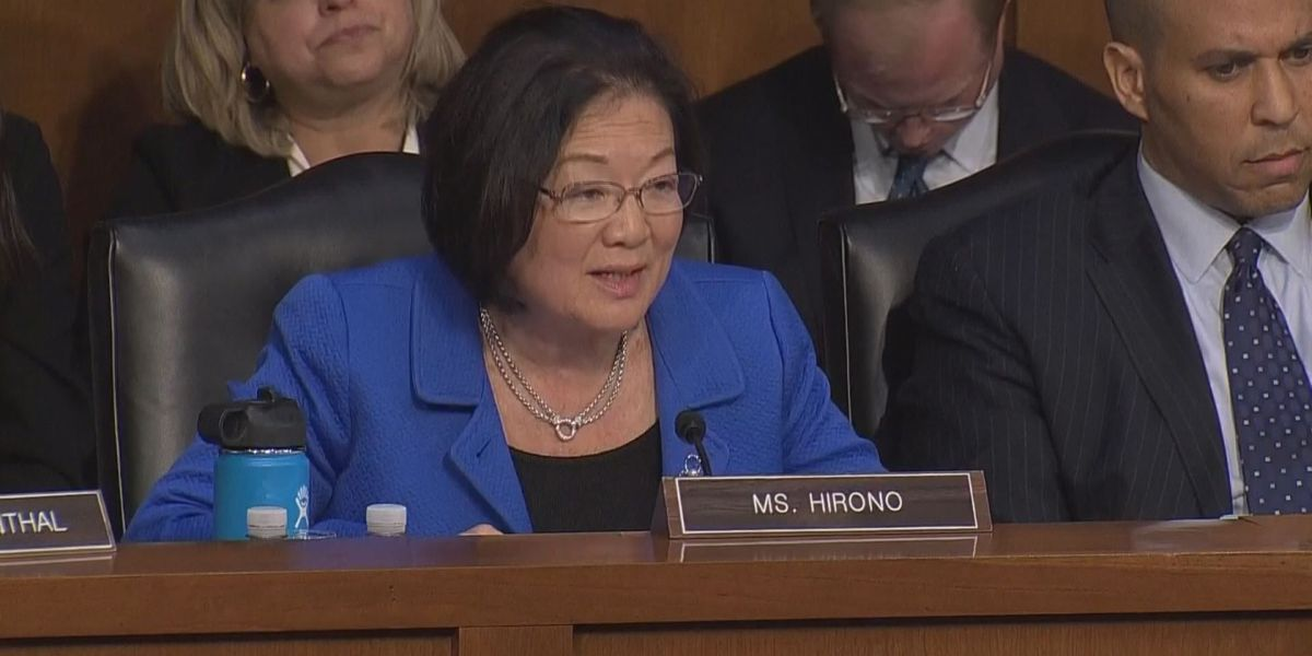 Hirono officially launches Senate re-election campaign