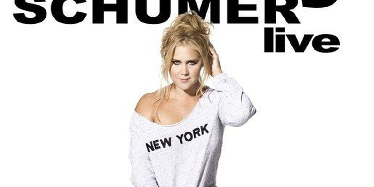 Comedian Amy Schumer to perform at Hawaii Theatre