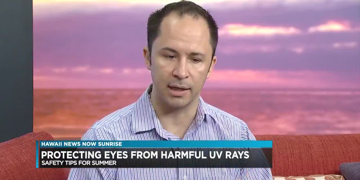 Medical expert explains how to protect yourself from harmful UV rays