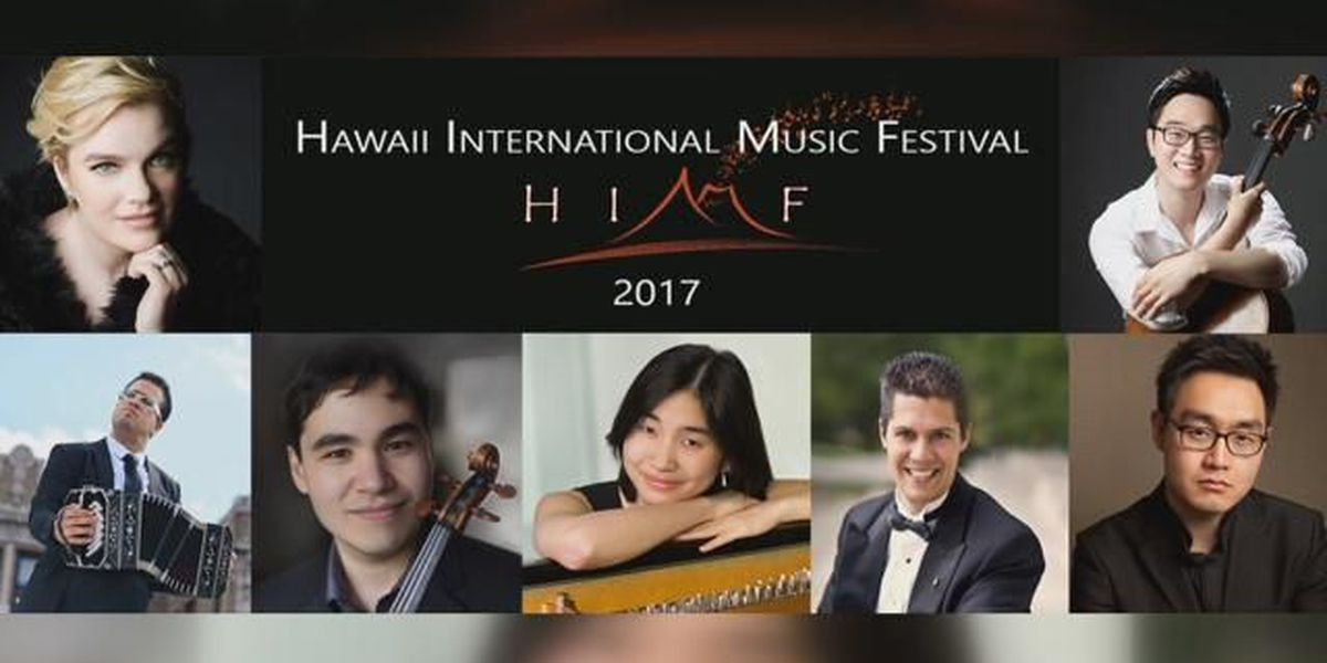 Hawaii International Music Festival announces 2nd annual season
