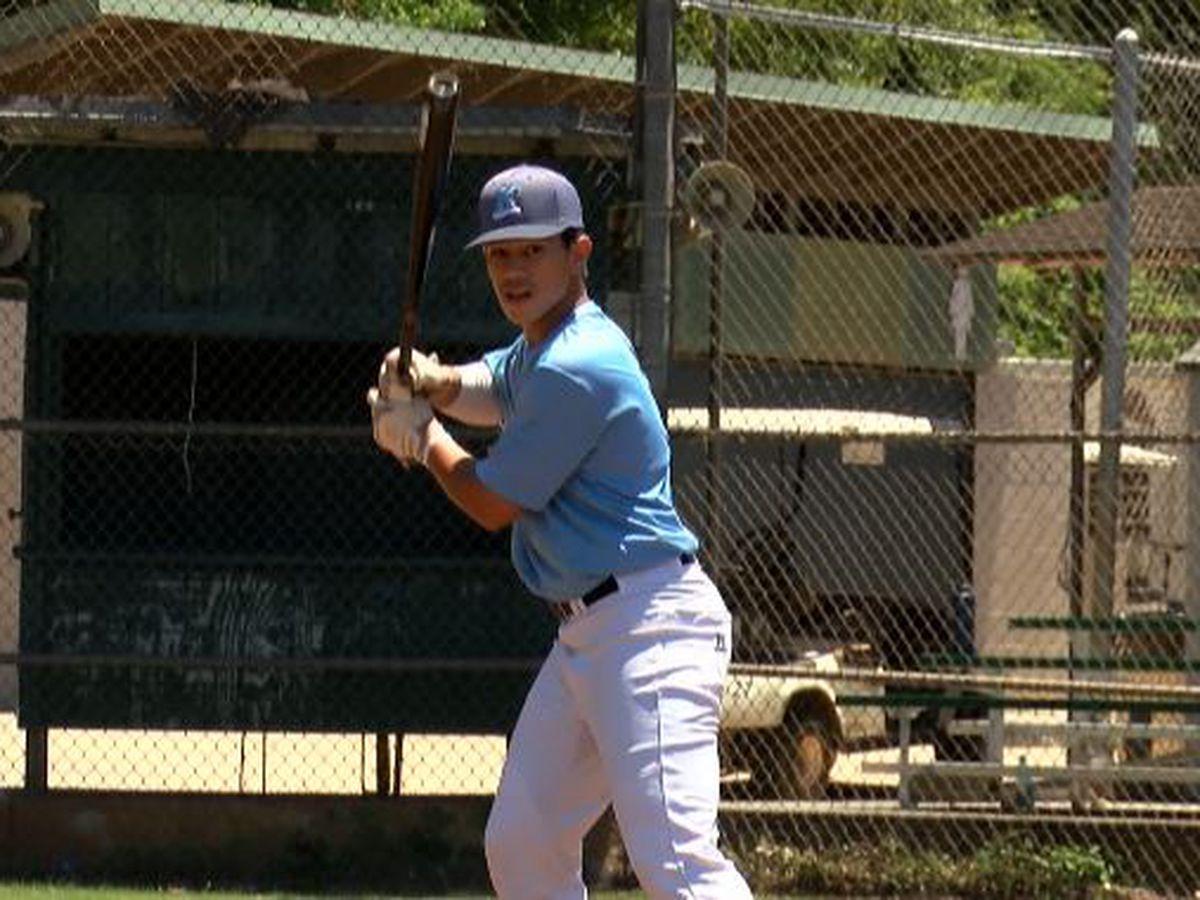 Little League star Aukai Kea heads to USA Baseball National Program