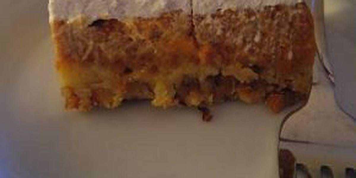 Sam Choy's Kitchen recipe: Pumpkin Crunch