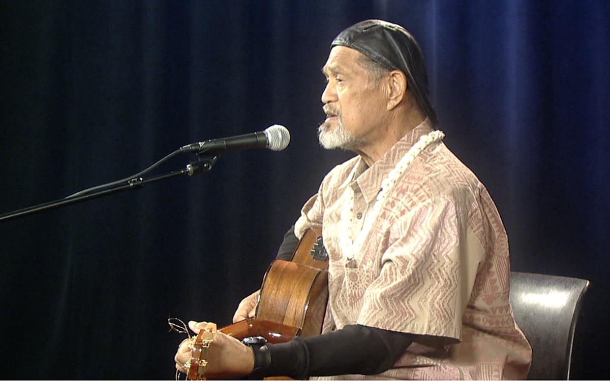 Legendary Hawaiian musician Cyril Pahinui dies at 68