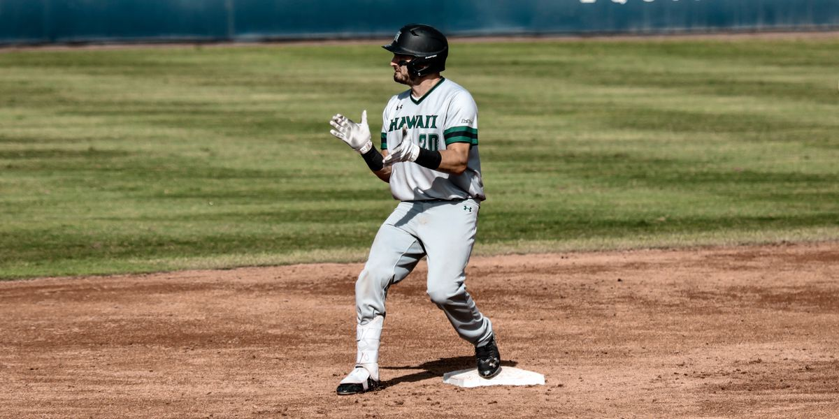 Hawaii's Dustin Demeter earns Big West and National Player of the Week honors