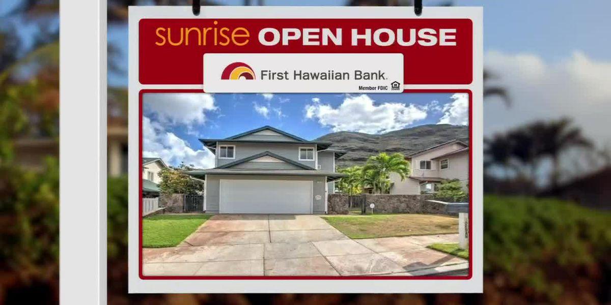 Sunrise Open House: Oahu's Leeward Coast