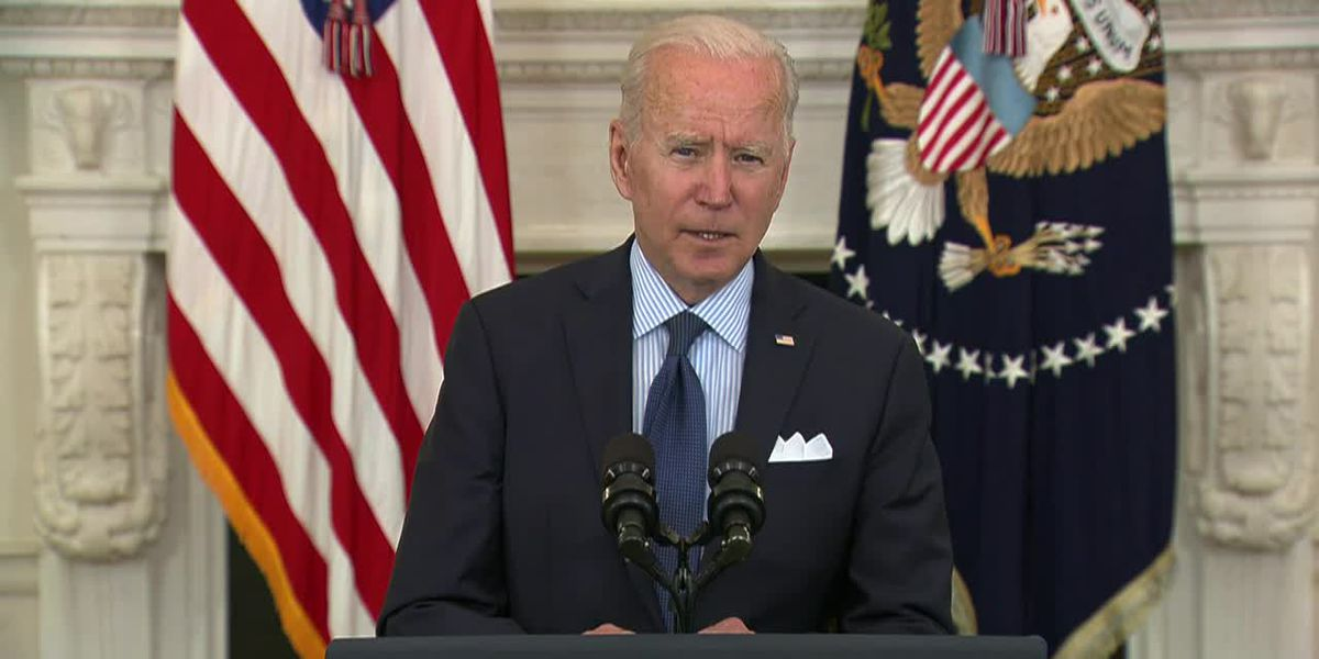 Biden aims for vaccinating 70% of adult Americans by July 4