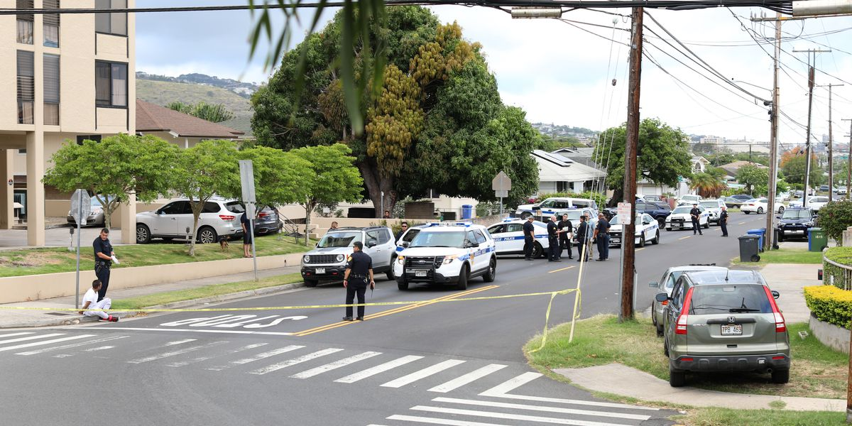 2 charged in armed robbery at Dole St. home