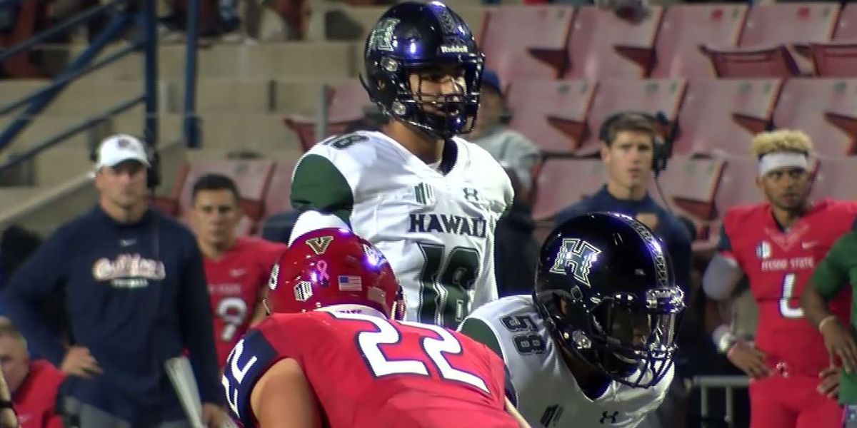 Hawaii's Moussa set to transfer