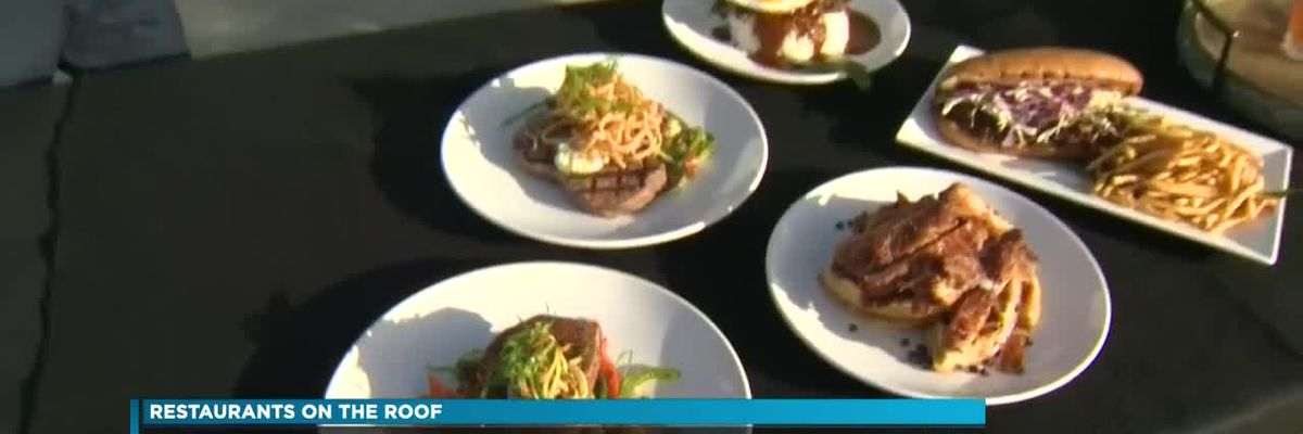 Restaurants on the Roof: The Surfing Pig