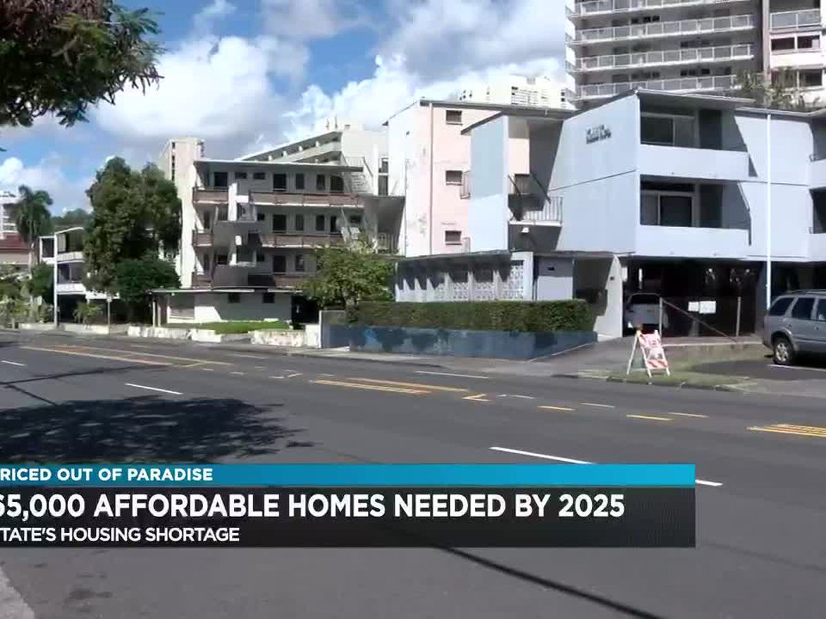 Stanley Chang discusses alleviating Hawaii's housing crisis