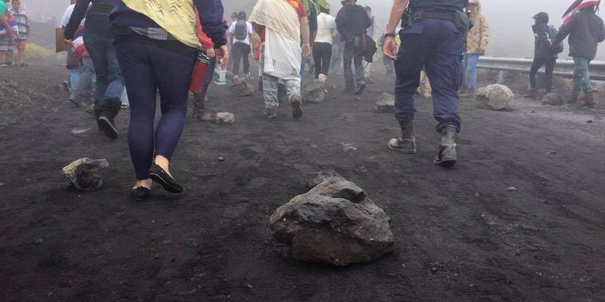 Mauna Kea summit road to remain closed