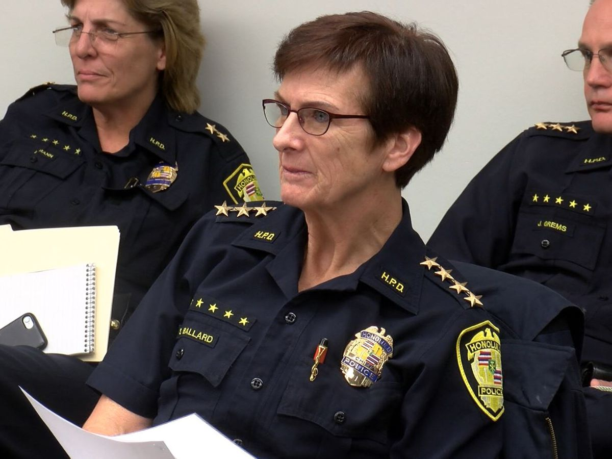 In internal video, police chief says 263 officers abused overtime policy