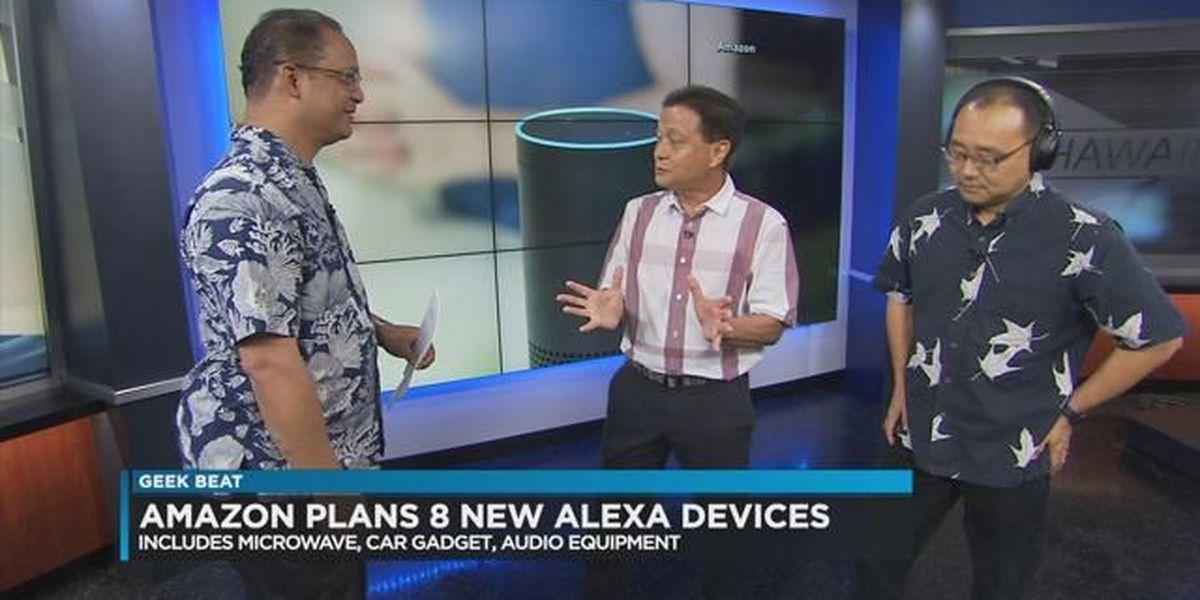 Geek Beat: Alexa devices, best wireless headphones
