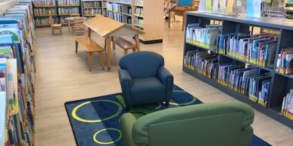 A year after major flood damage, East Oahu library ready to reopen