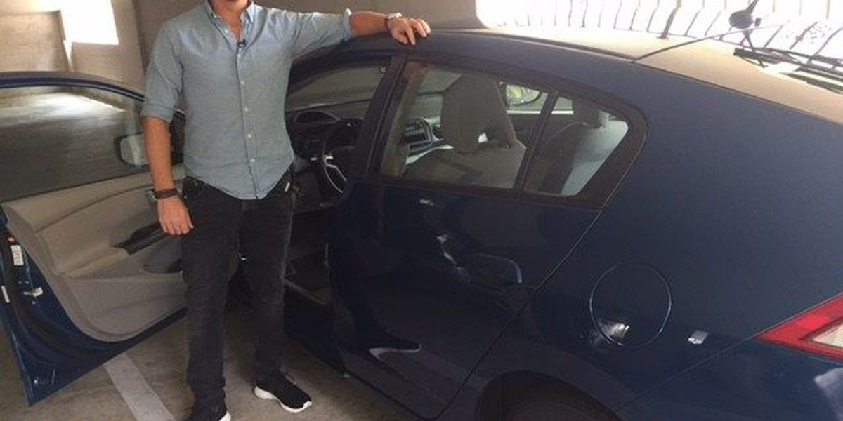 Scores in Honolulu use car share app to rent out their own cars