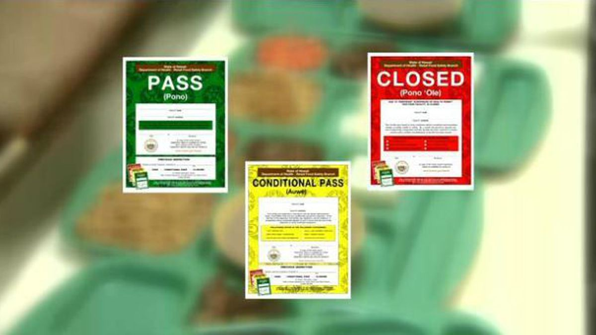 'Extensive roach infestation' triggers Health Department closure of Maui eatery