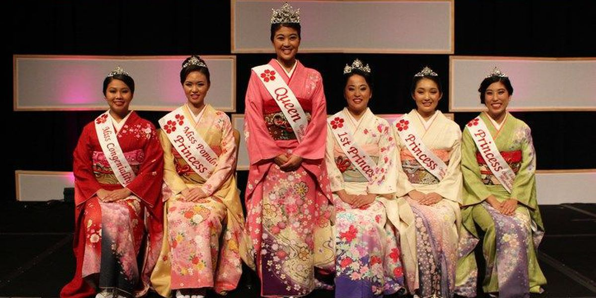 Opening ceremony to reveal Cherry Blossom Queen contestants