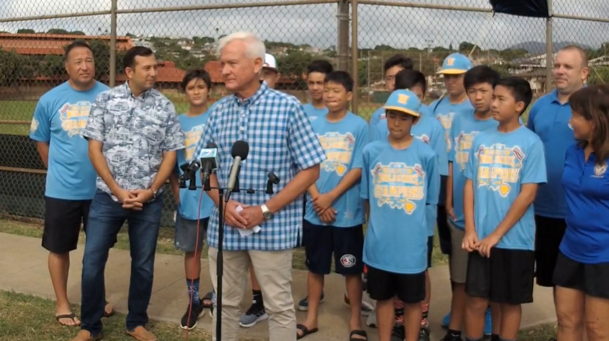 It's official: Kilauea District Park is home to Little League world champs