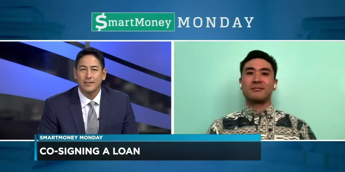 SmartMoney Monday: Co-signing a loan