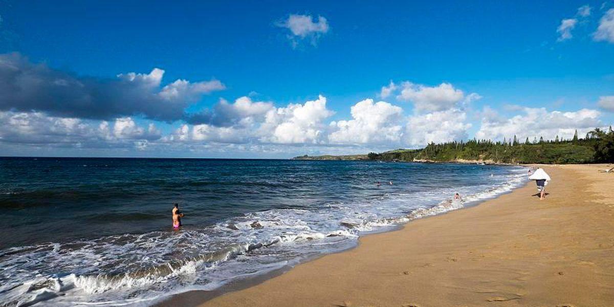 2 hawaii beaches make dr beach s top 10 list