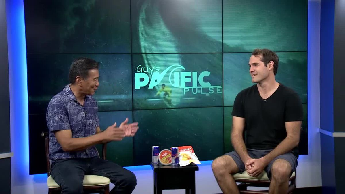 Pacific Pulse: Red Bull Party Wave