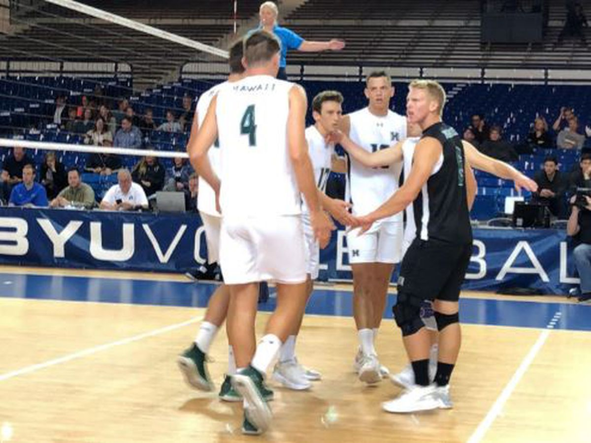 5 Warriors named to All-Big West first team