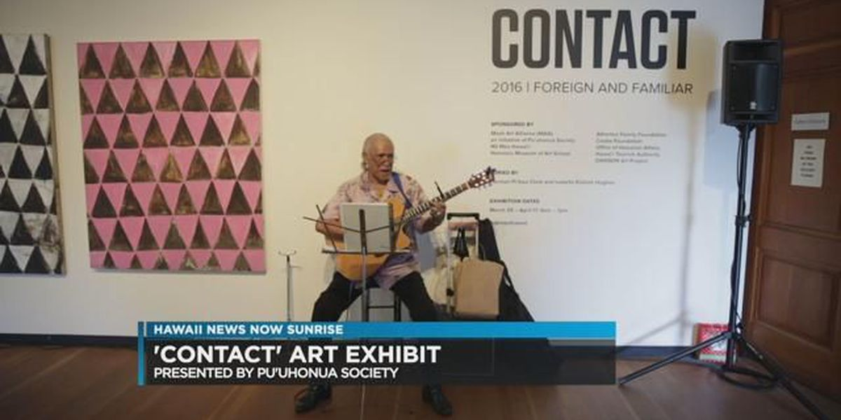 4th Annual CONTACT 3017: Hawai'i in a Thousand Years hosts 10 thematic events highlighting contemporary art made in Hawai'i