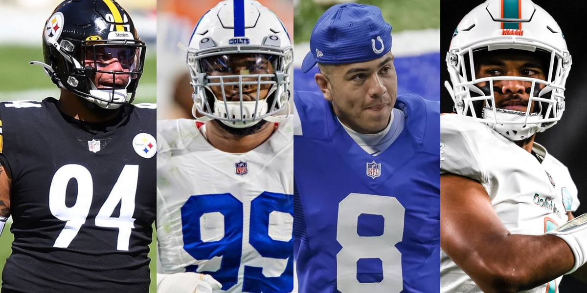 One week from NFL post season, Hawaii players look to make a push for the playoffs