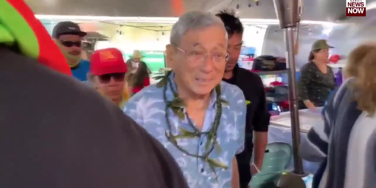 Govenor Ige yields control of situation at Mauna Kea to Mayor Harry Kim