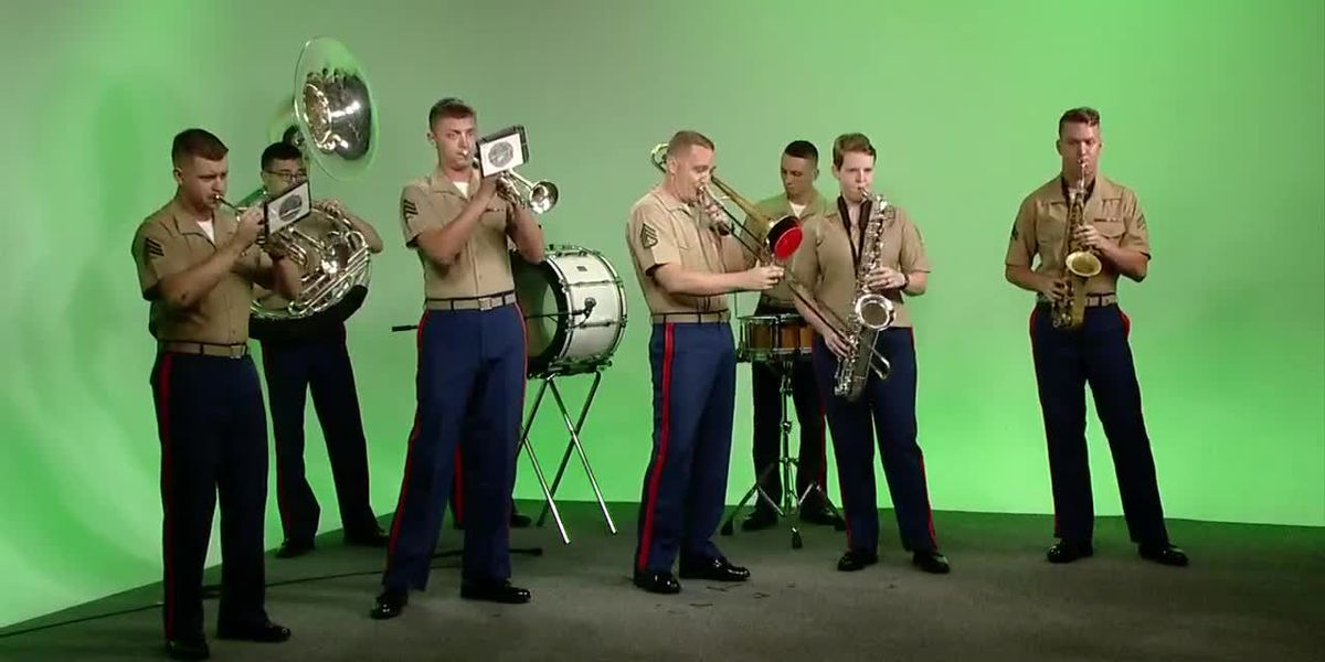 Marines to play free Toys for Tots Concert this weekend
