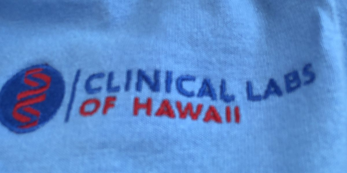 Expressing gratitude for the men and women at Clinical Labs of Hawaii