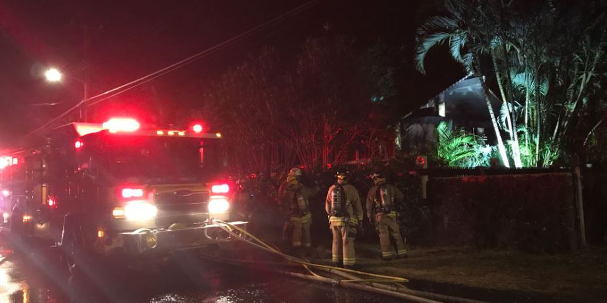 Investigation into Makaha building fire completed, damage totaled at $699K