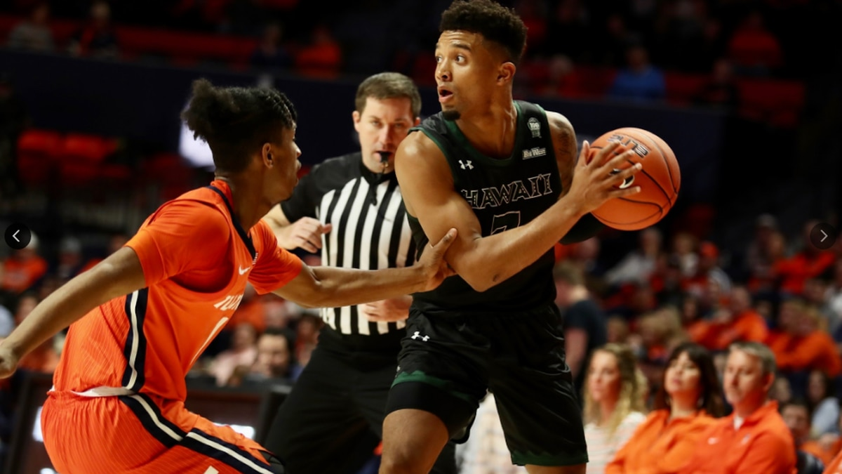 'Bows fall 66-53 to Illinois on the road