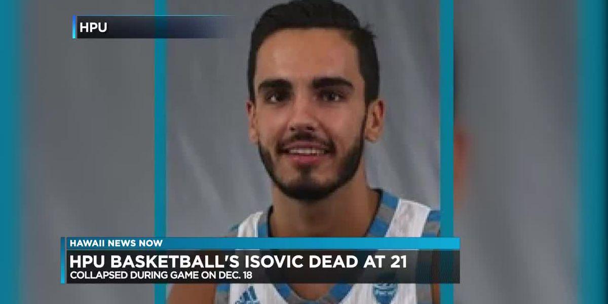 HPU vs. TCU cancelled after player's death