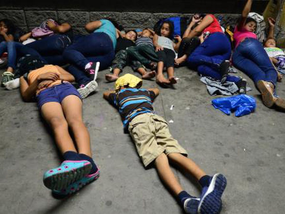 Customs and Border Protection will not vaccinate migrants against the flu