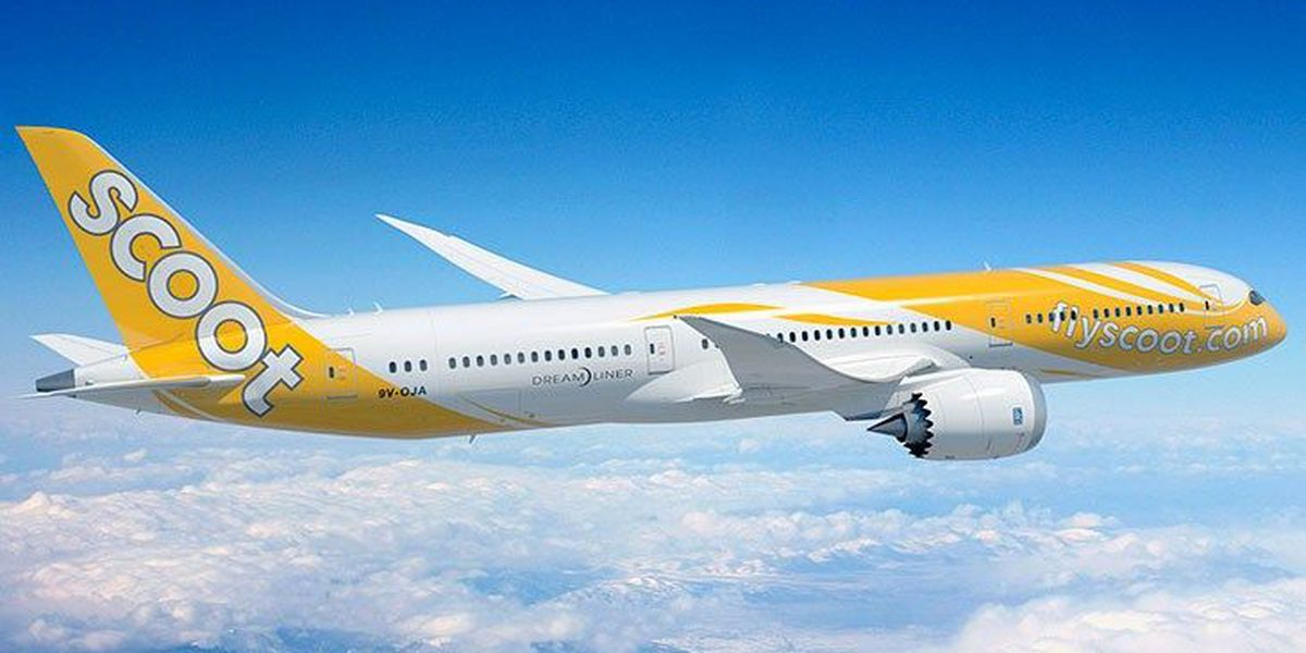 Low-cost carrier Scoot enters US market with dirt-cheap fares from Hawaii
