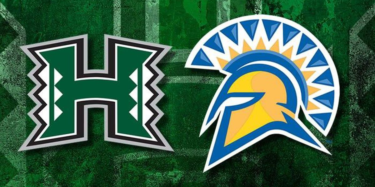 LIVE BLOG: Rainbow Warriors vs. San Jose State Spartans
