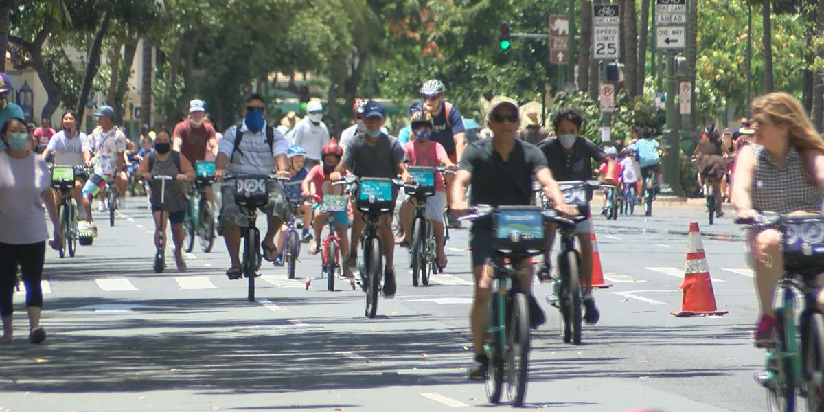 Despite criticism, city's open street events in Waikiki and Chinatown will proceed