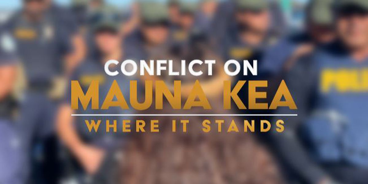 WATCH: Conflict on Mauna Kea 'Where it Stands' mini-documentary