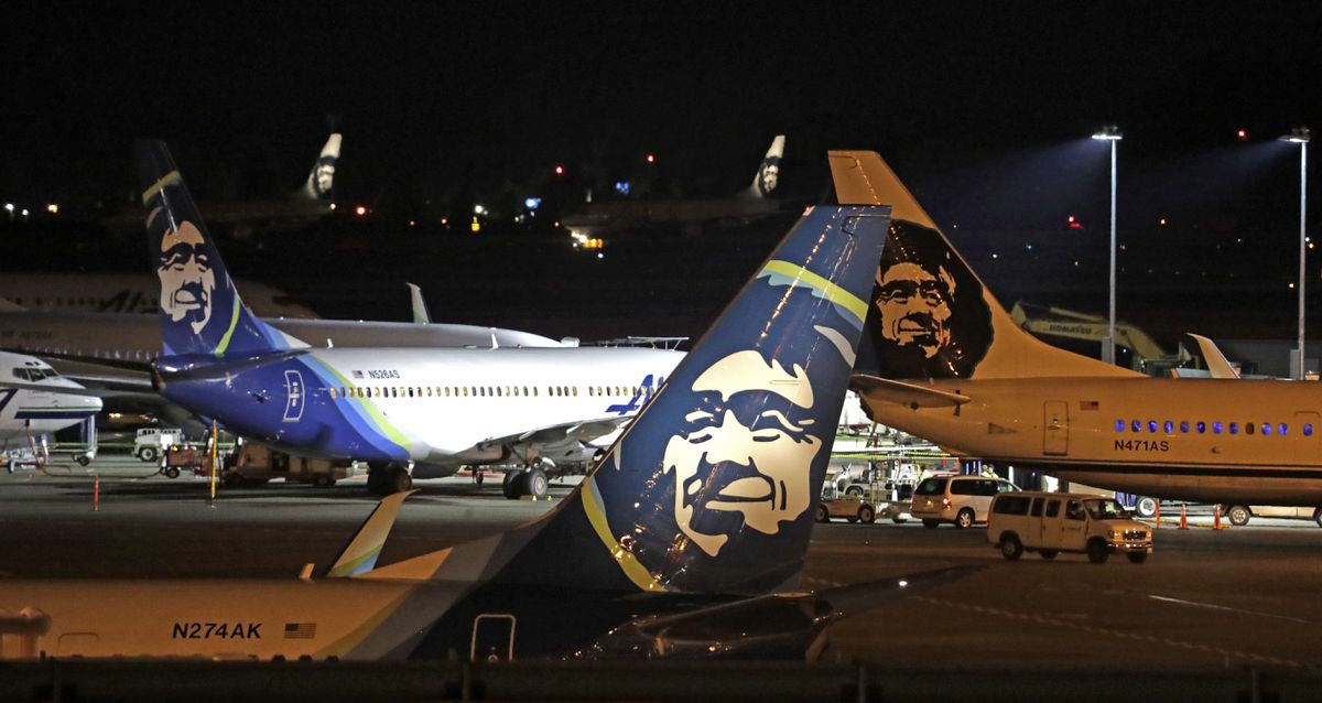 Alaska Airlines launches 'Get the Row with BOGO' sale  image