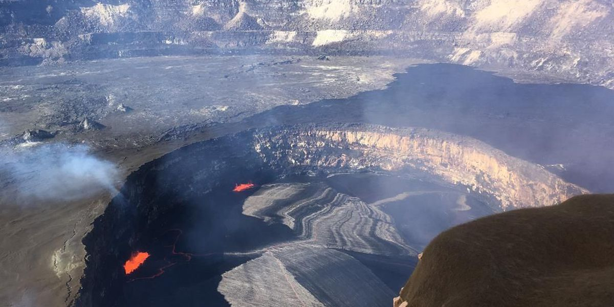 Eruption from summit crater could trigger huge ash cloud, hurl boulders